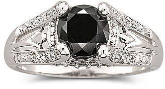 Black Diamond 1-3/4 CT. T.W. Ring 10K White Gold