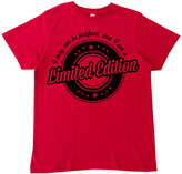 Micro Me Red 'I Am a Limited Edition' Tee - Toddler & Kids