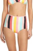 Solid & Striped Women's Brigitte High Waist Bikini Bottoms