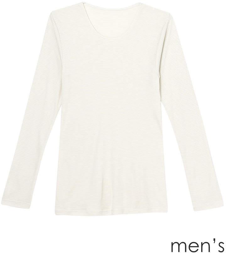 Une Nana Cool (ウン ナナ クール) - [ウンナナクール]吸湿発熱両面起毛 メンズ長袖シャツ
