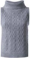 GUILD PRIME cable knit top