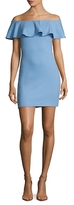 Susana Monaco Karly Off Shoulder Sheath Dress