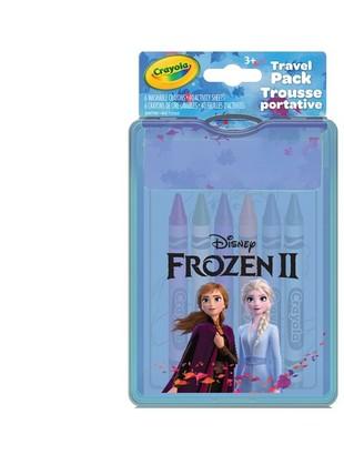 Crayola Mini Travel Pack, Disney Frozen 2