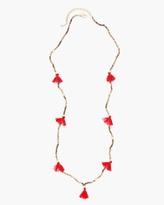 Chico's Fiona Tassel Necklace
