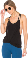 Beyond Yoga Just Your Stripe Racerback Tank