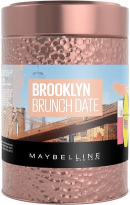 Maybelline New York Brooklyn Brunch Gift Set (Worth 29.97)