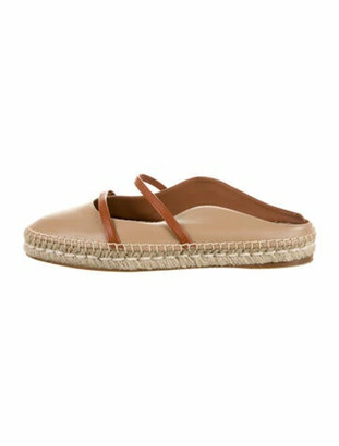 Malone Souliers Sienna Leather Espadrilles