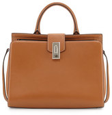 Marc Jacobs West End Large Satchel Bag, Maple Tan