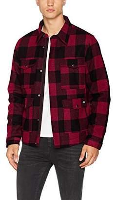 Dickies Men's Bloomsburg Coat, (Red RD), (Size: )