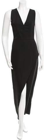 Yigal Azrouel Asymmetrical Sleeveless Jumpsuit w/ Tags