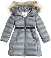 Moncler Dorist Nylon Long Down Coat