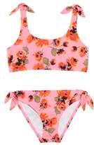 Billabong Bella Floral Two-Piece Swimsuit