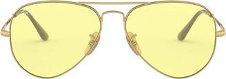 Ray-Ban Aviator Metal II Sunglasses