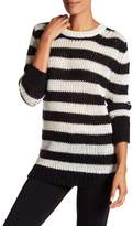 Trina Turk Penelope Striped Knit Sweater