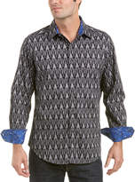Robert Graham Shoreview Classic Fit Woven Shirt