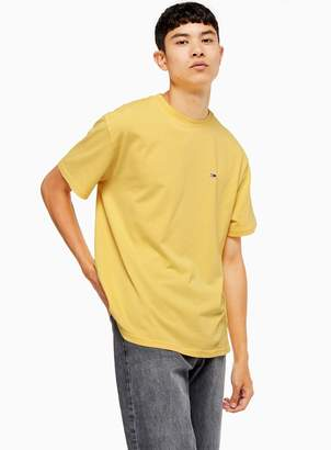 Tommy Hilfiger TopmanTopman Yellow T-Shirt