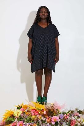 Dune Tamara Malas Dress in Black Size 10-16