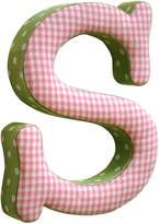 New Arrivals Newarrivals FLS-PG Fabric Letters S in