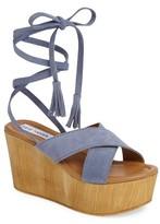 Steve Madden Women's Shella Platform Sandal