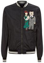 Dolce & Gabbana Lightweight Family Bomber Jacket