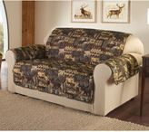 Lodge Sofa Cover in Brown