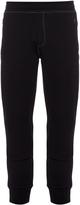 Lanvin Wool-blend track pants