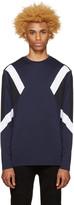 Neil Barrett Tricolor Retro Modernist T-Shirt