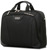 Wenger 17 Single Compartment Briefcase Lite, Black
