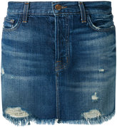 J Brand Bonny denim skirt - women - Cotton - 26