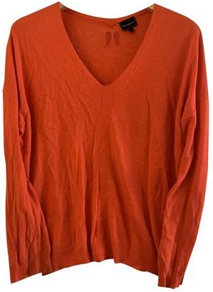 Berenice Red Silk Knitwear for Women