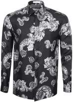 Versace Collection Long Sleeved Shirt Black