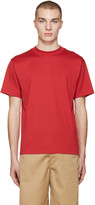 Acne Studios Red Naples T-shirt
