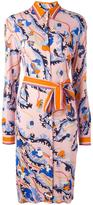 Emilio Pucci jersey shirt dress