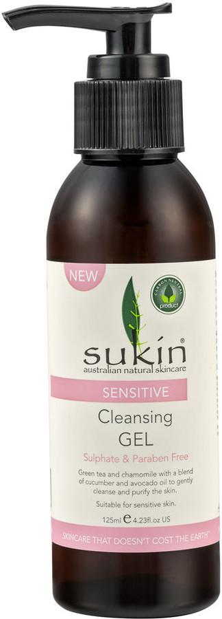 Sukin Sensitive Cleansing Gel (125ml)