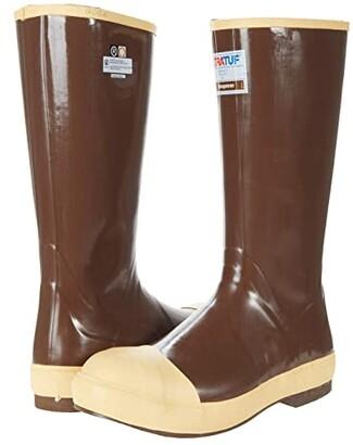XTRATUF 15 Legacy Steel Toe (Copper/Tan) Boots