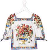 Dolce & Gabbana Vaso Fiori top