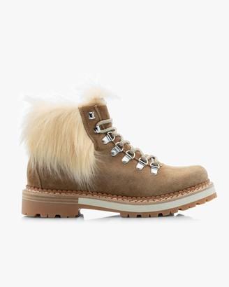 Montelliana Clara Shearling Boot