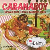 TheBalm Shadow/Blush, CabanaBoy