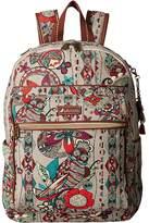Sakroots Artist Circle Cargo Backpack