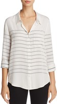 Soft Joie Anabella Stripe Shirt