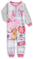Jellifish Peppa Printed Coverall