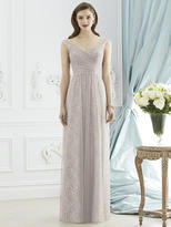 Dessy Collection - 2946TX Dress In Taupe