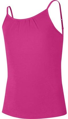 Hanes Girls' Cami with Shelf Bra(Little Girls & Big Girls)