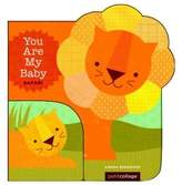 Chronicle Books You Are My Baby Safari