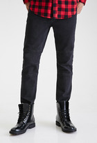 Forever 21 FOREVER 21+ Clean Wash - Paneled Skinny Jeans