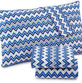 Jessica Sanders Printed Microfiber Twin Xl 3-Pc Sheet Set, Created for Macy's Bedding