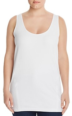 Lysse Plus Scoop Neck Tunic Tank