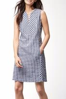 Tommy Bahama Gingham Linen Dress