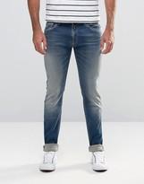 Replay Jeans Hyperflex Jondrill Skinny Comfort Ultra Stretch Mid Wash