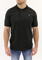 G Star G-Star Men's Neoth Short Sleeve Polo with Flat Knit Collar and Cuffs